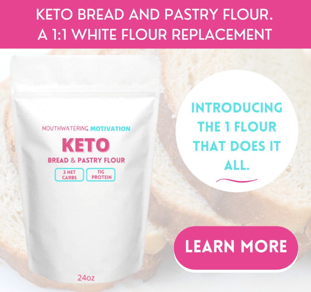keto bread and pastry flour