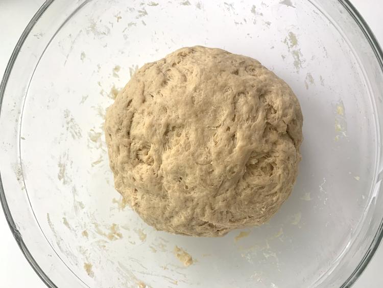 keto bread dough