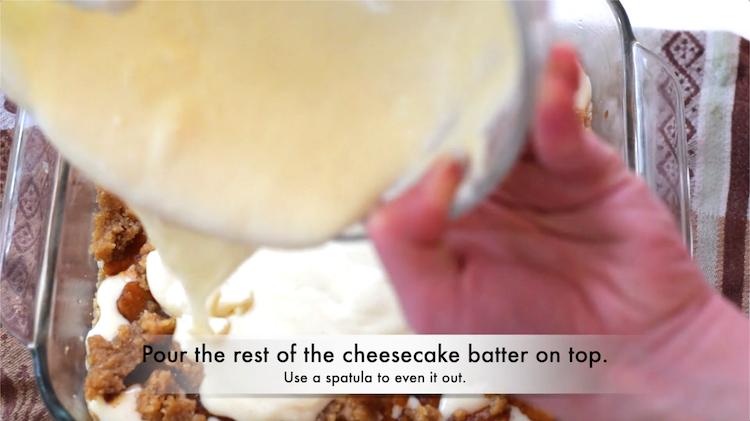 keto cheesecake batter recipe