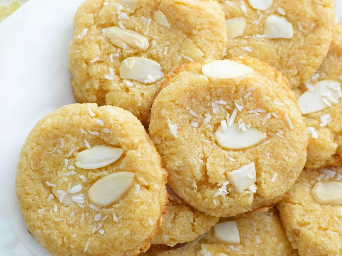 keto cookies recipe