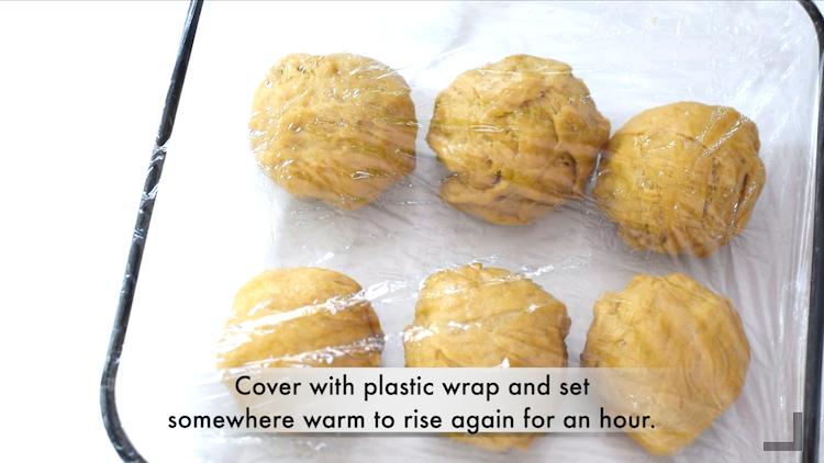 keto yeast bread rolls