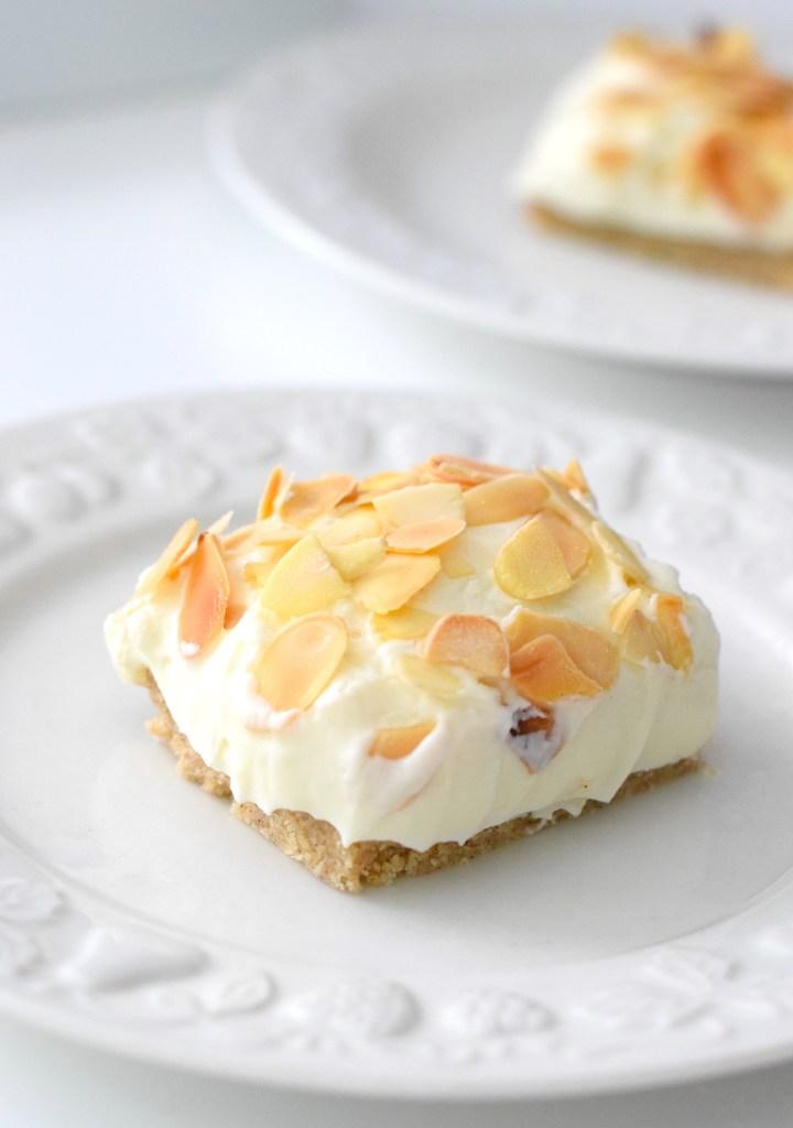 keto almond cheesecake recipe