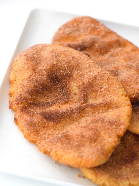 Keto Beaver Tails (Fried Dough)