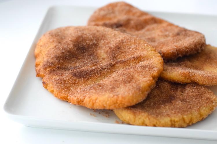 keto fried dough recipe
