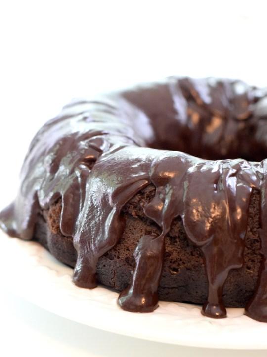 Keto Chocolate Bundt Cake (2021)