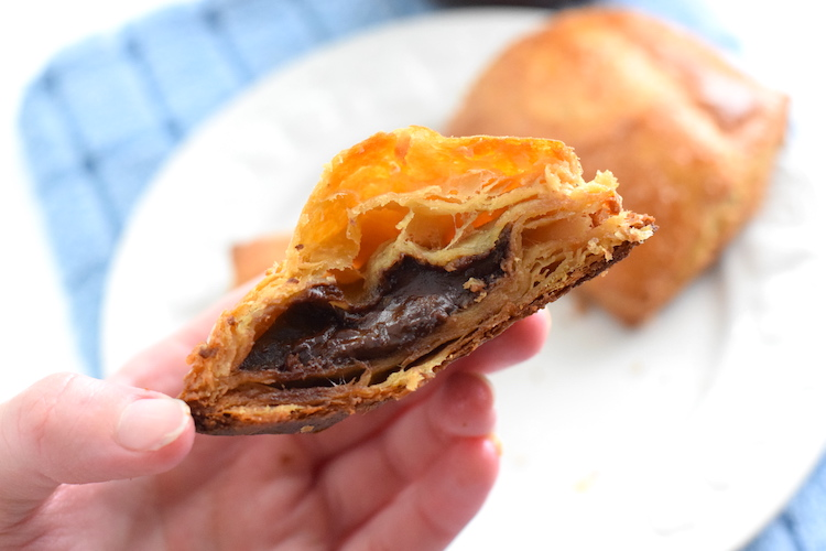 keto chocolate pastry