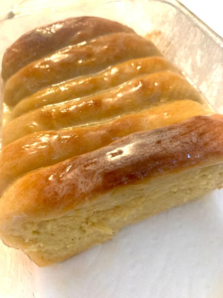 keto milk bread