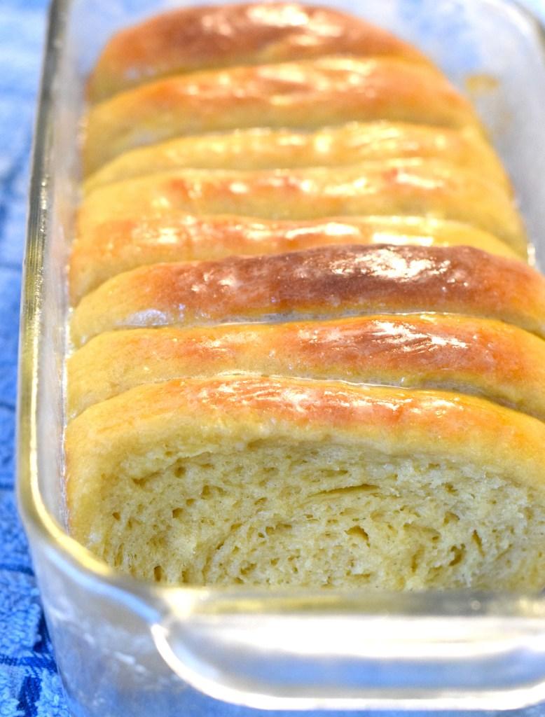 keto sweetened condensed milk bread