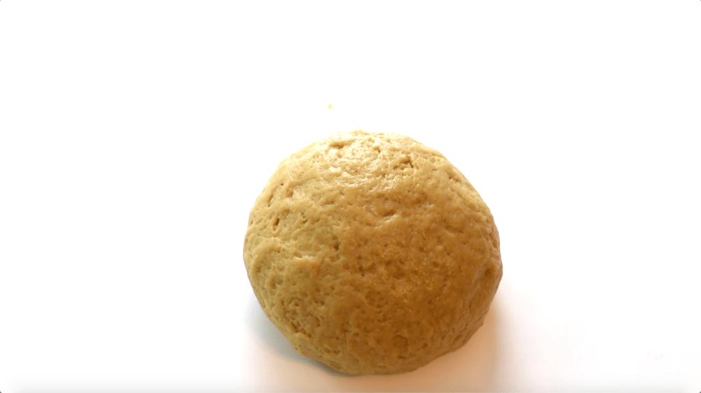 keto yeast bread dough