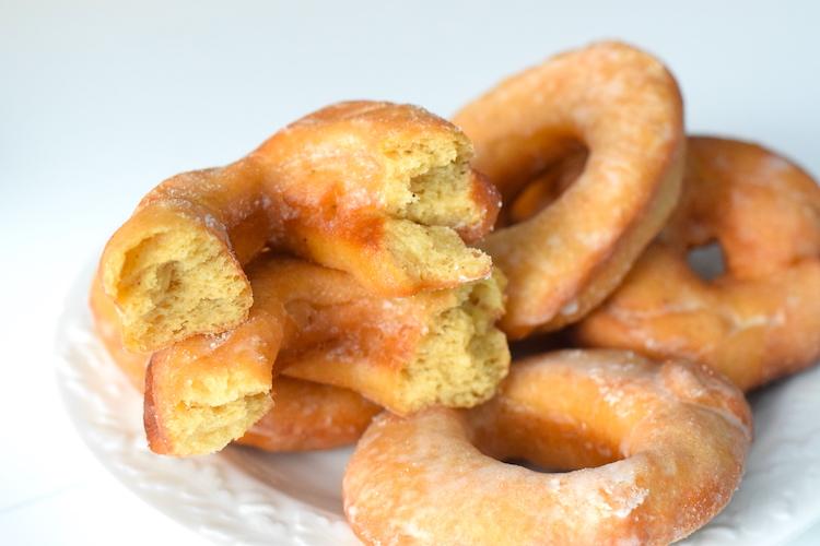monkfruit donuts