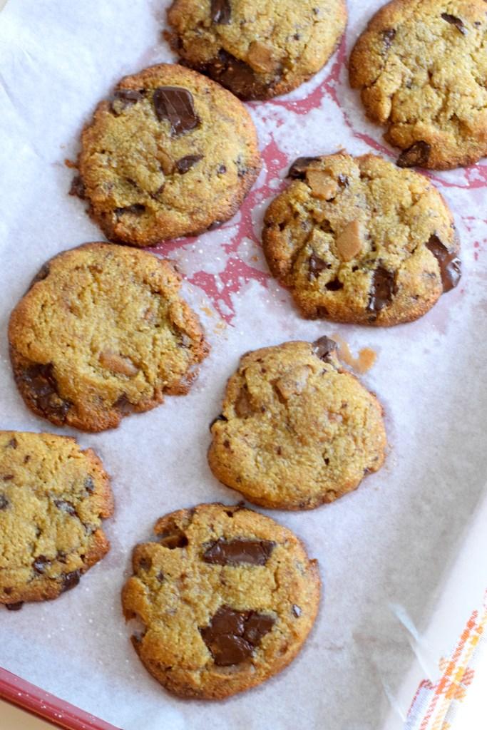 24 hour keto chocolate chip cookies
